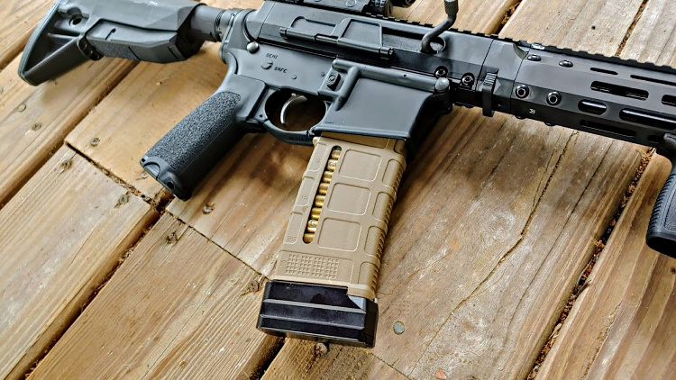 Shield Arms PMAG extension