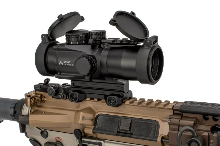 Primary Arms SLx 3x32mm Gen III Prism Scope
