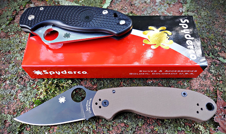 The SpyderCo Para 3: It's a Wicked Little Devil!