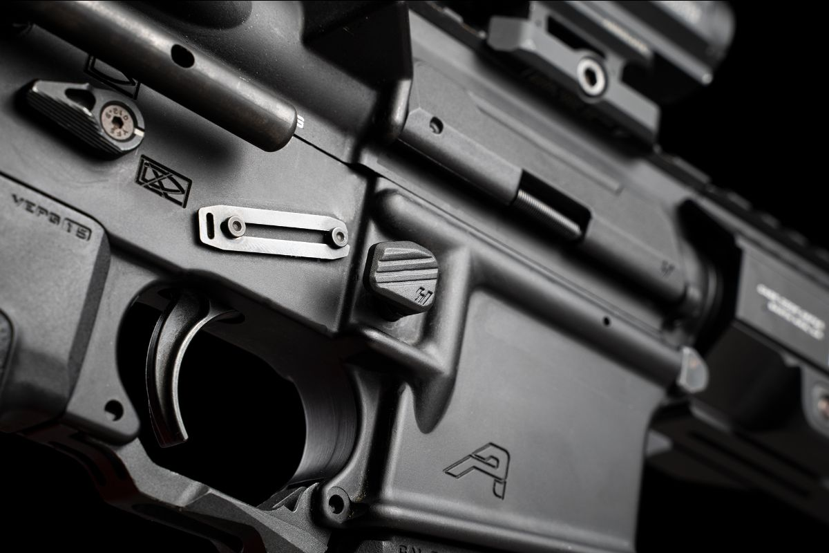 Strike Industries Extended Magazine Release
