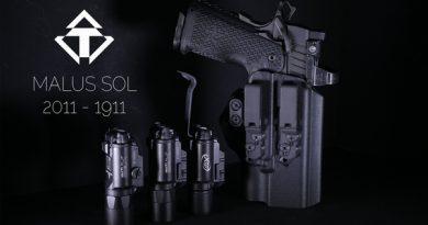 TENICOR MALUS SOL AIWB holster