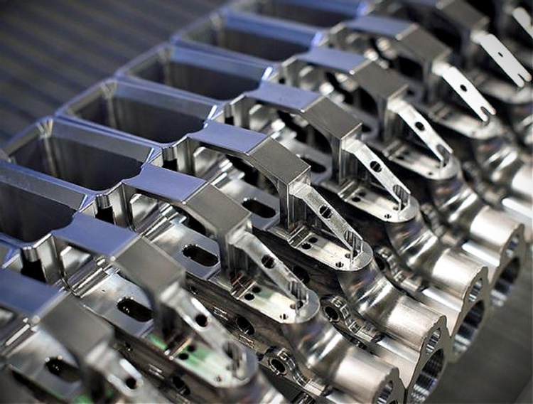 DRG Manufacturing raw lowers.