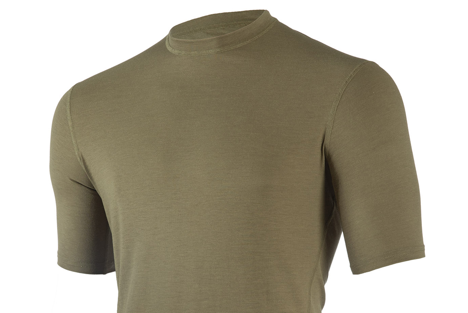 The Inversion Base Layer Shirts Come in Light And Mid Weight As Well As Crew And T-Shirt