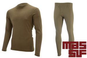 Massif's Inversion Base Layers Made With New Flame Resistant Fabric