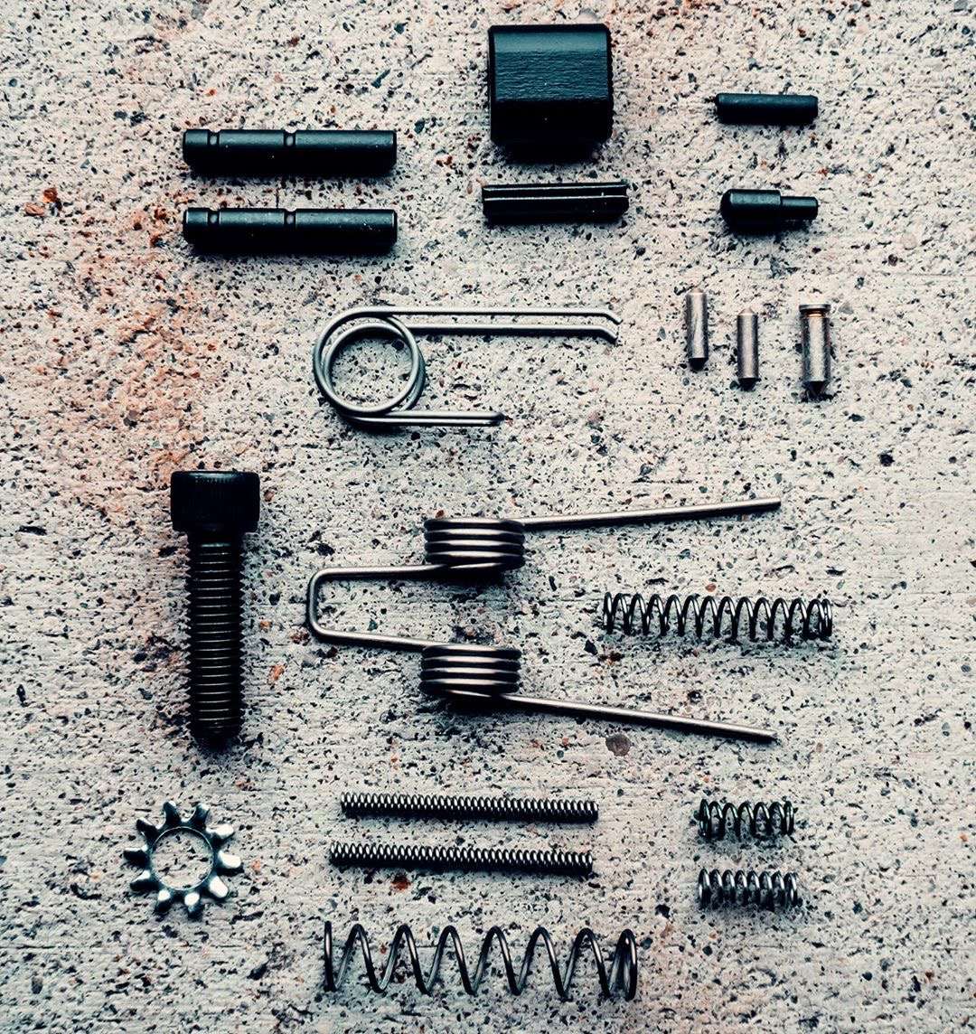 White Label Armory rifle parts