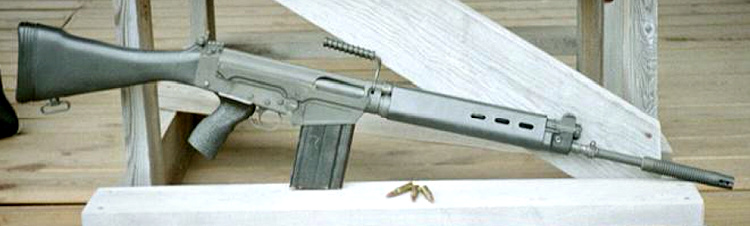 DS Arms STG-58A rifle