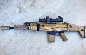 FN SCAR 17S Accessories and Upgrades