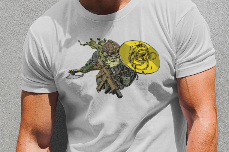 a shirt to wear while doing great deeds in heroic sagas