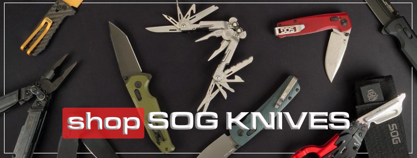 Shop SOG Knives